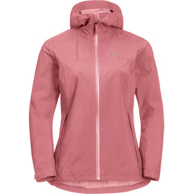Jack Wolfskin JWP Shell Jacket Damen rose quartz